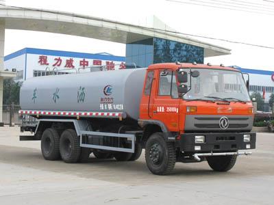 东风后双桥国四洒水车(20吨)