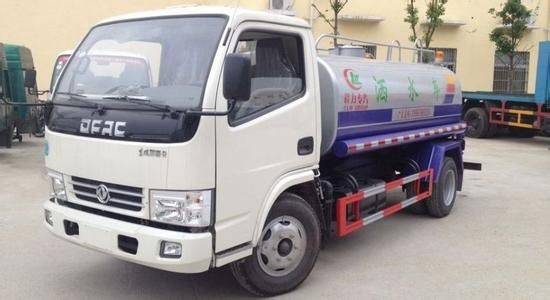 东风多利卡国四洒水车(5吨)