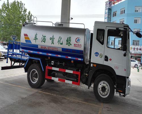 东风D9洒水车(13、14吨)
