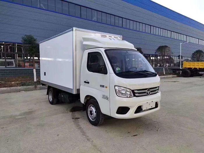 福田祥菱M1冷藏车(国六型)